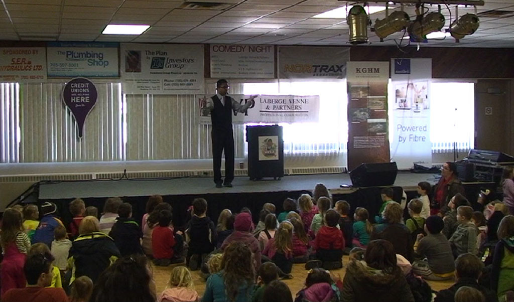 Super Duper Magic Show (for kids)
